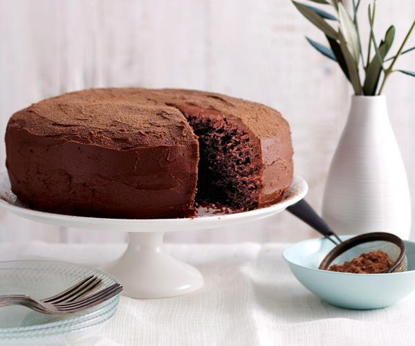 Cake And Dessert Recipes Made With Hidden Vegetables