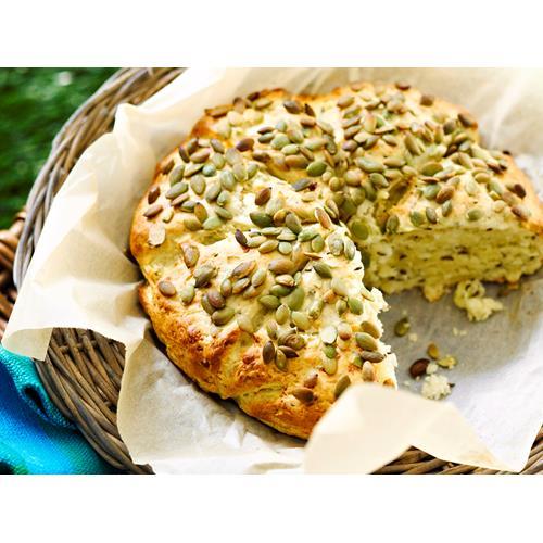 Cheesy Damper Recipe Food To Love