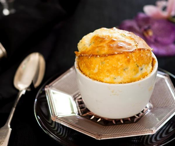 Three cheese souffle recipe | Food To Love