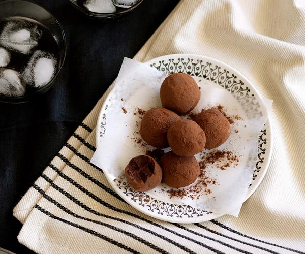 Frangelico truffles recipe   Food To Love