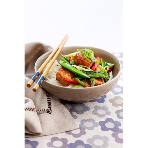 Korean fish stir fry recipe food to love for Fish sauce stir fry