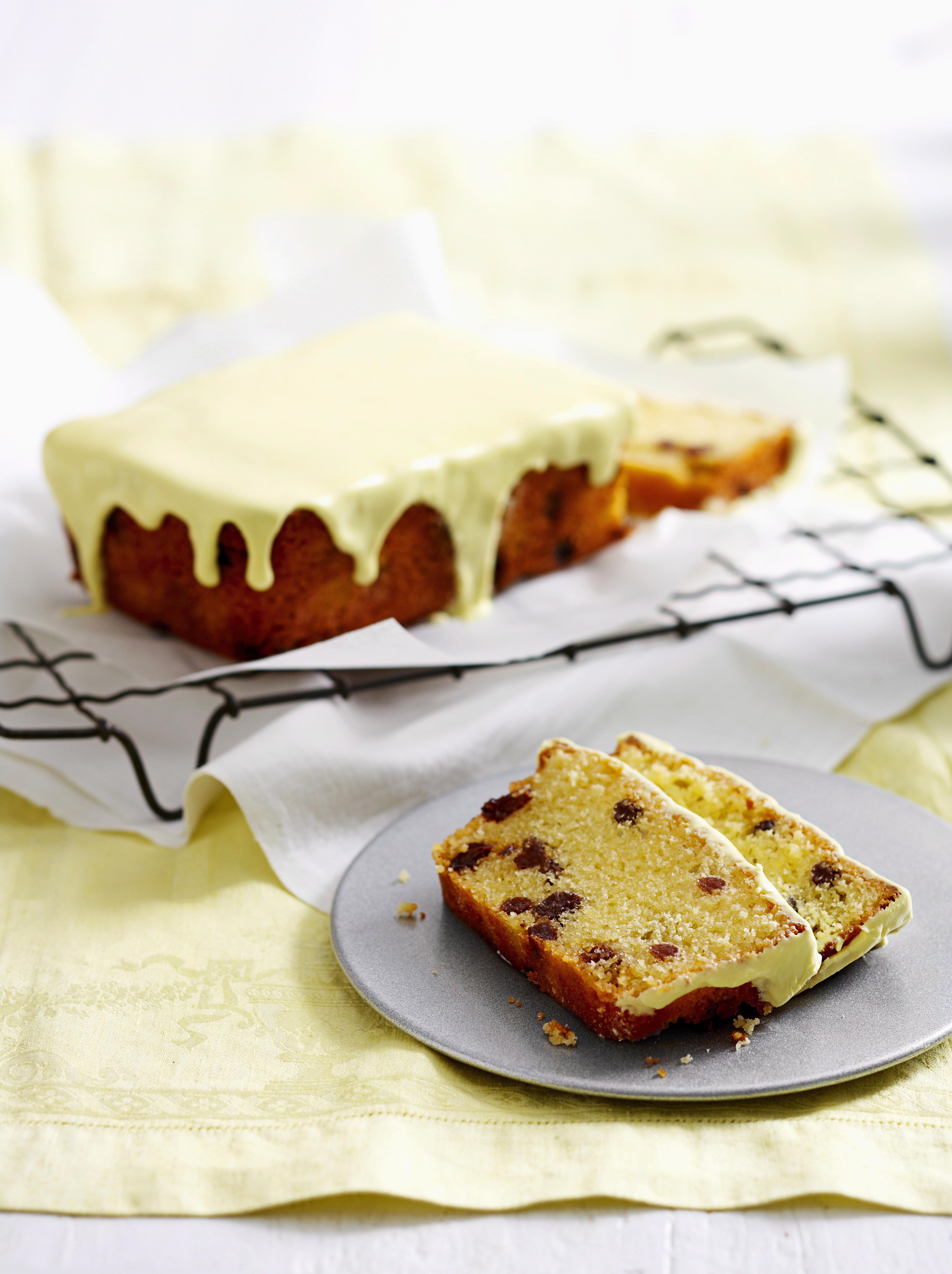 Sultana Sponge Cake Recipe