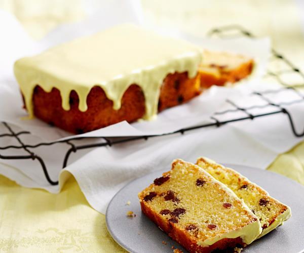 Sultana Butter Cake Recipe