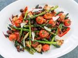 Mediterranean asparagus