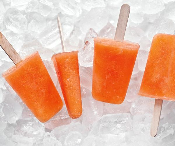 Orange campari pops recipe | Food To Love
