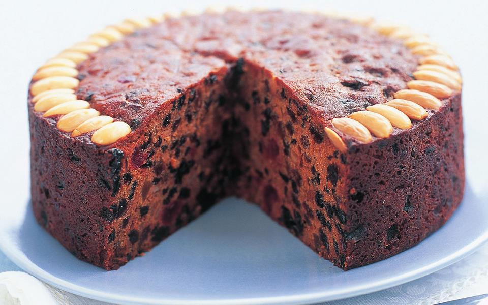 Australian Women S Weekly Boiled Fruit Cake Recipe