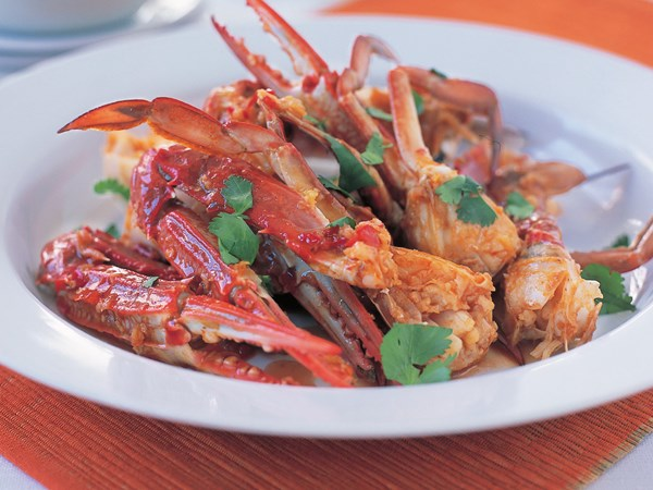 how to cook brown crab