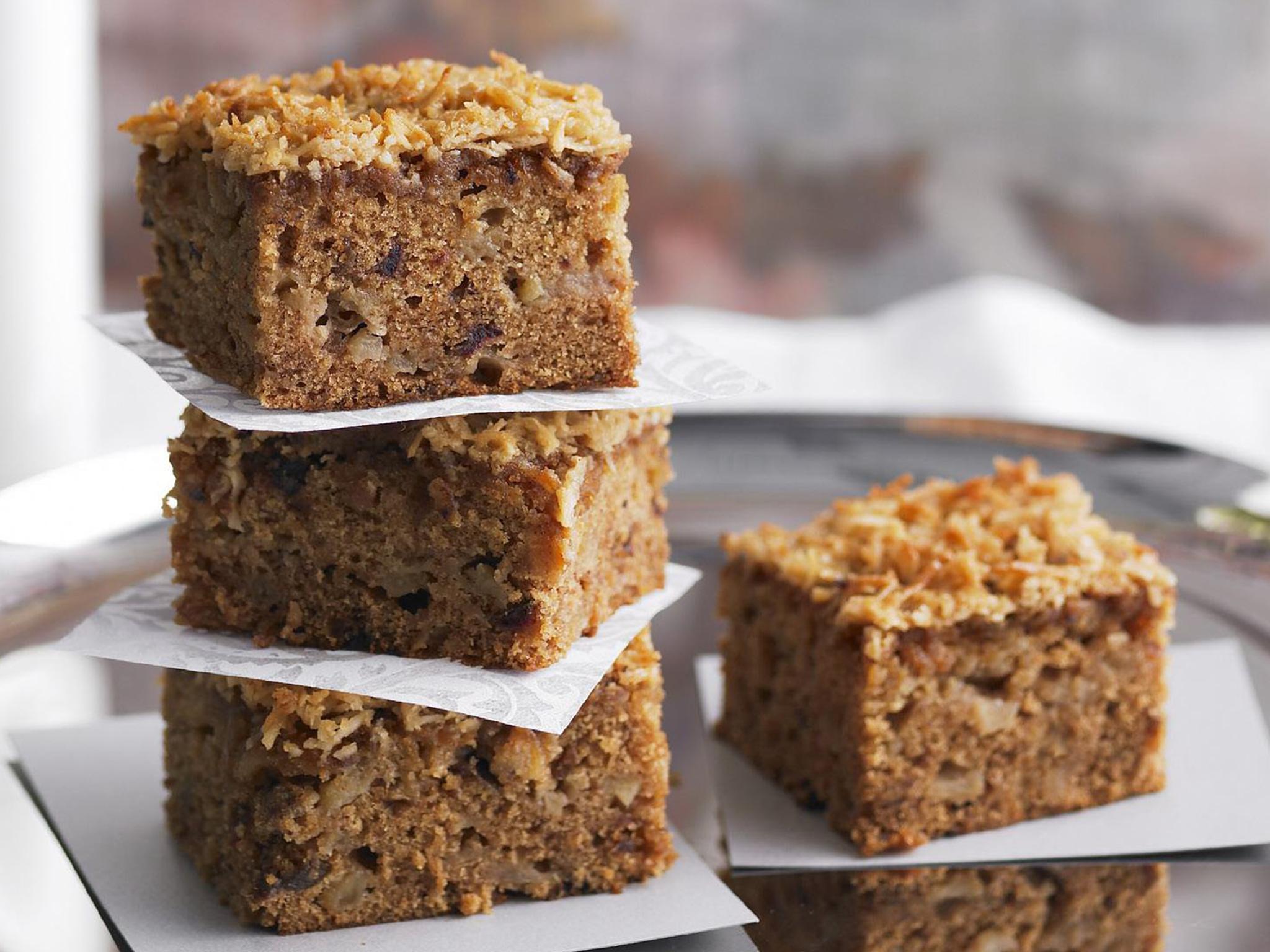 Lumberjack cake recipe australian womens weekly recipe food to love forumfinder Gallery