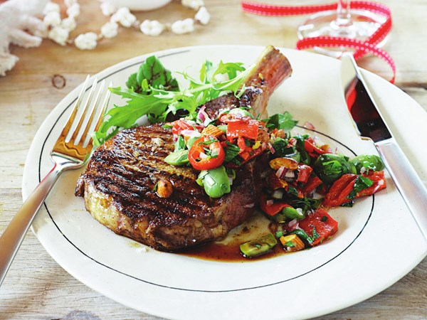 7 steps to cooking the perfect steak