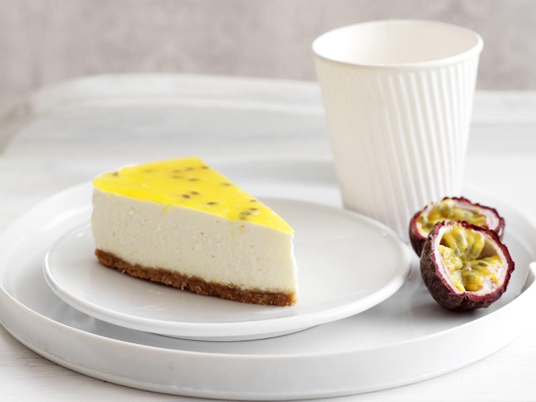 Lemon Ricotta Cheesecake forecasting