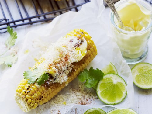 how to cook corn on the barbecue