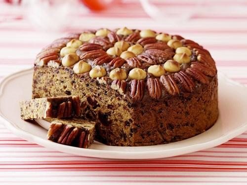 healthy fruit cake recipe organic fruit
