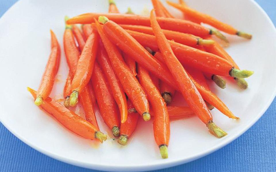 Maple Orange Glazed Carrots Recipes — Dishmaps