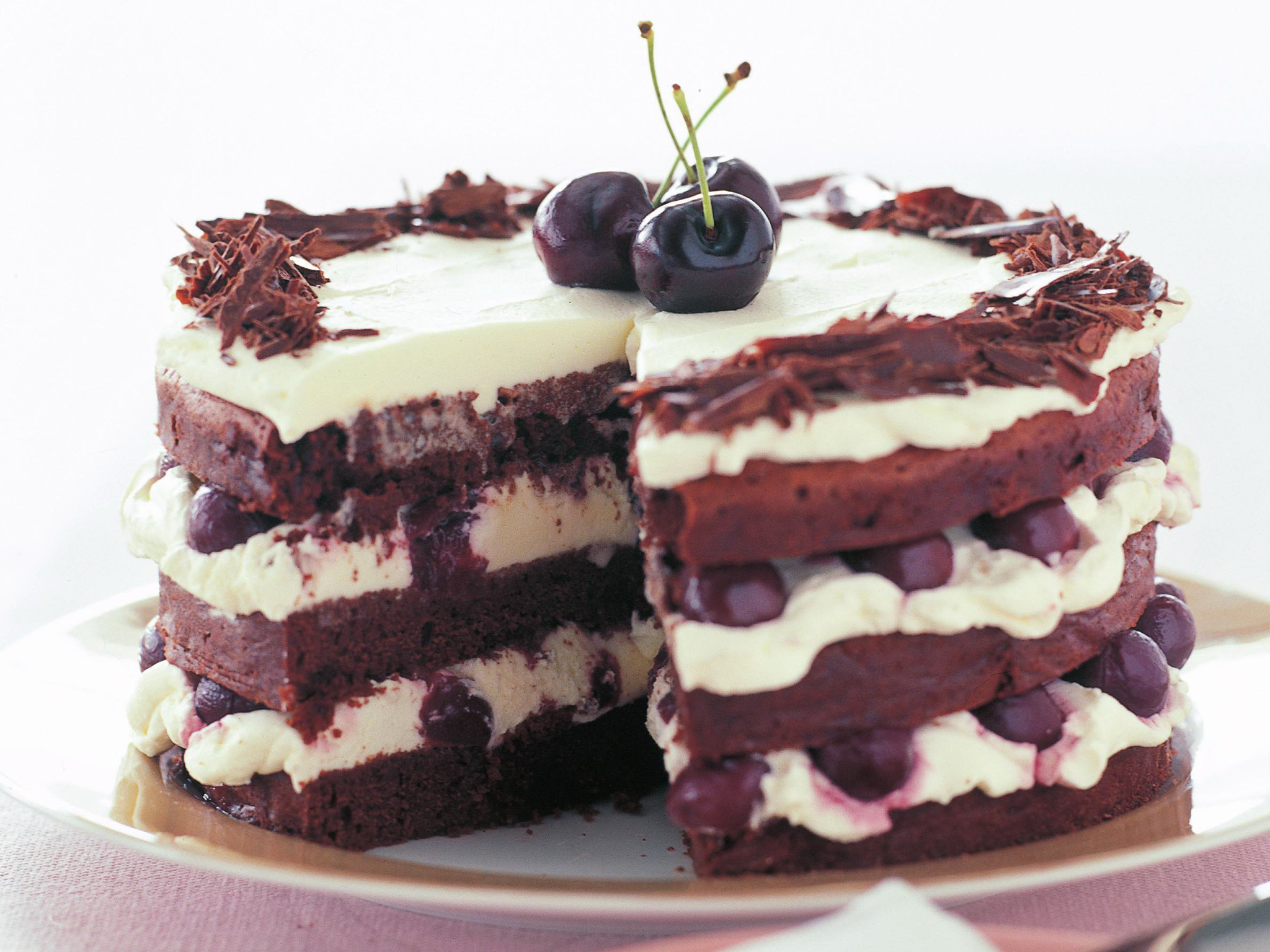 Black Forest Cake Made Easy