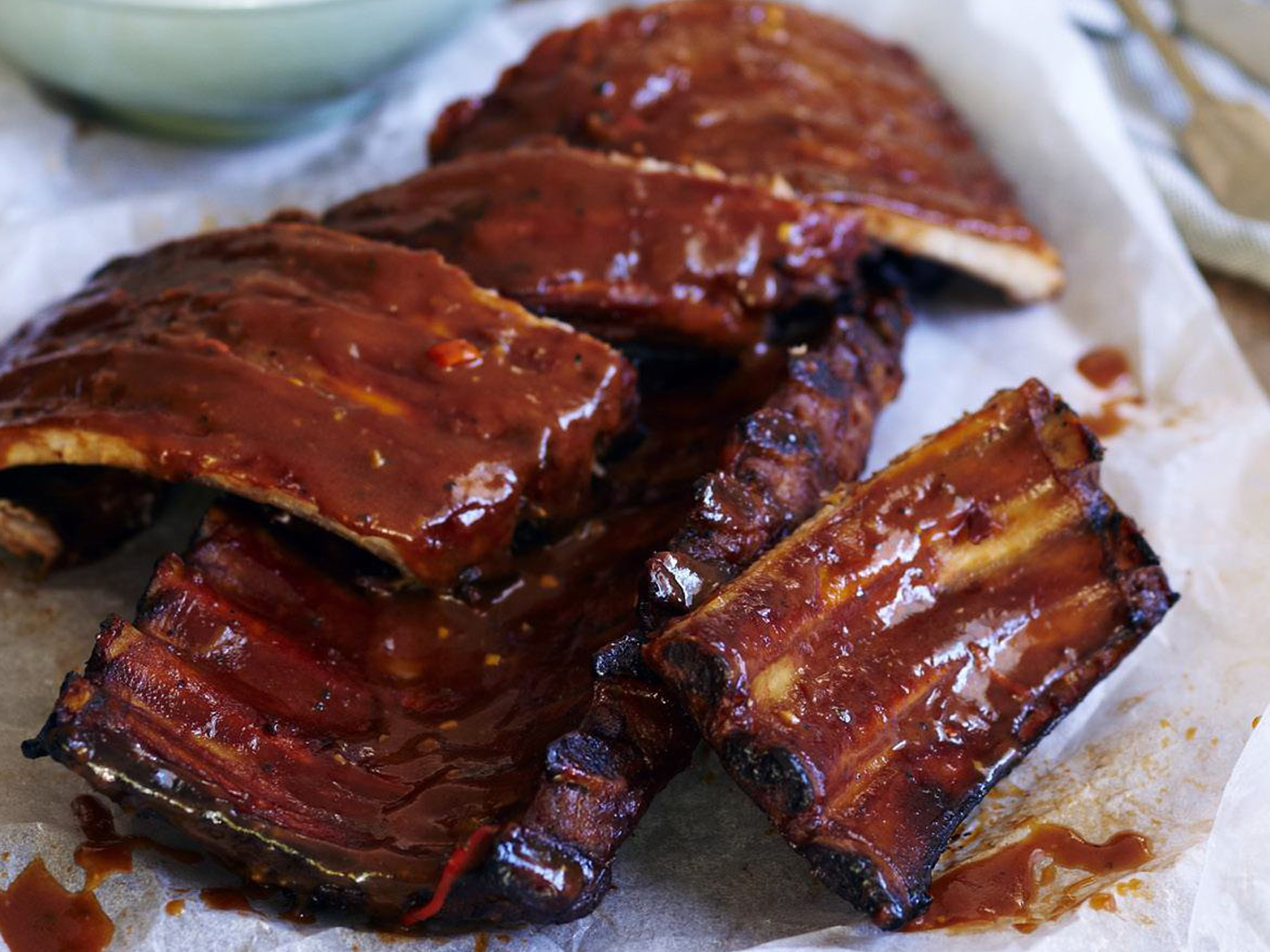 American style spare ribs recipe food to love forumfinder Images