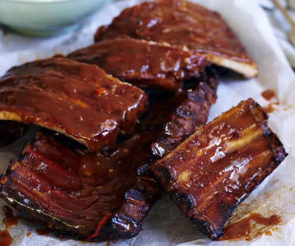 how to cook ribs the day before