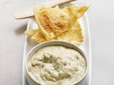 Blue cheese and caramelised onion dip