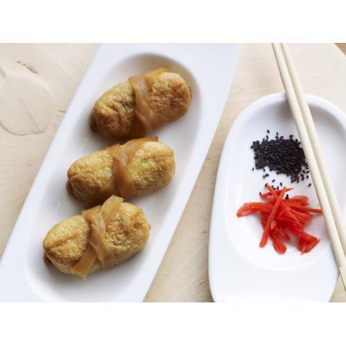Seasoned tofu pouches recipe | Food To Love