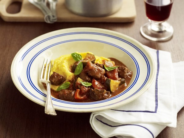 slow-cooked italian beef casserole