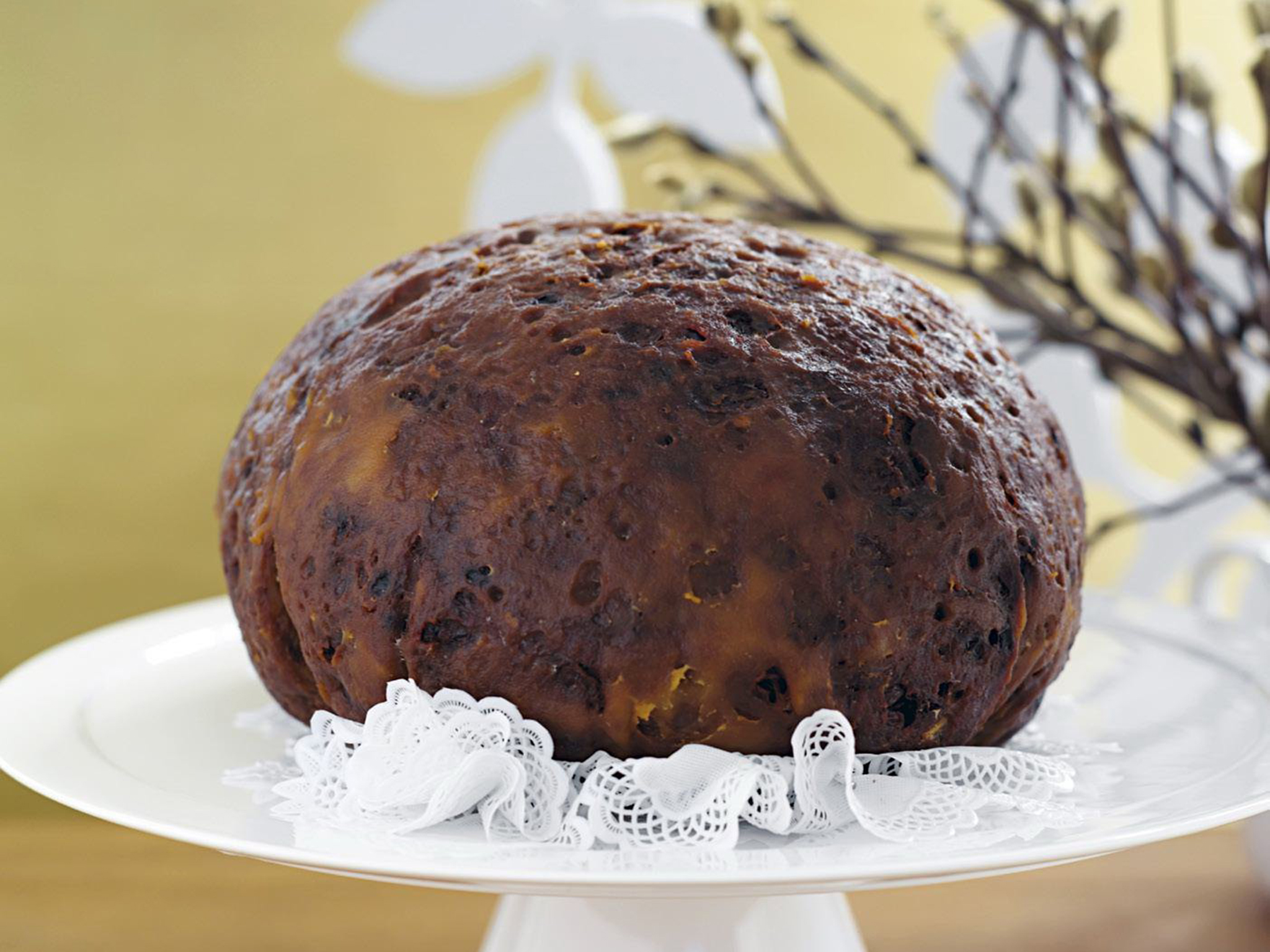 Classic boiled christmas pudding recipe | Food To Love