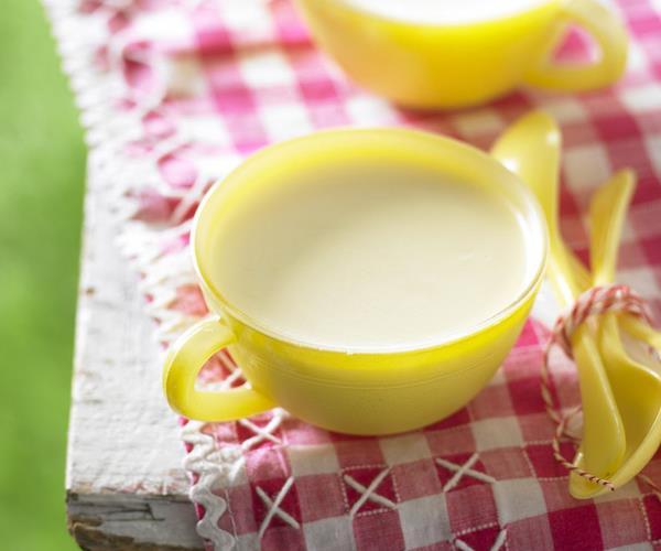 Lemon Panna Cotta Recipe Food Network