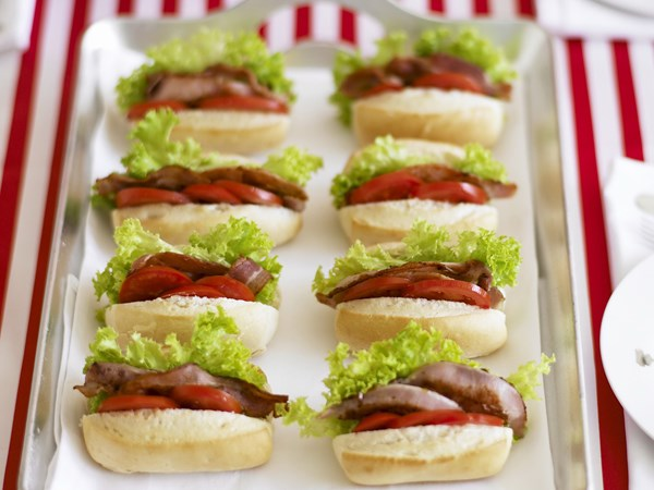 Baby BLTs