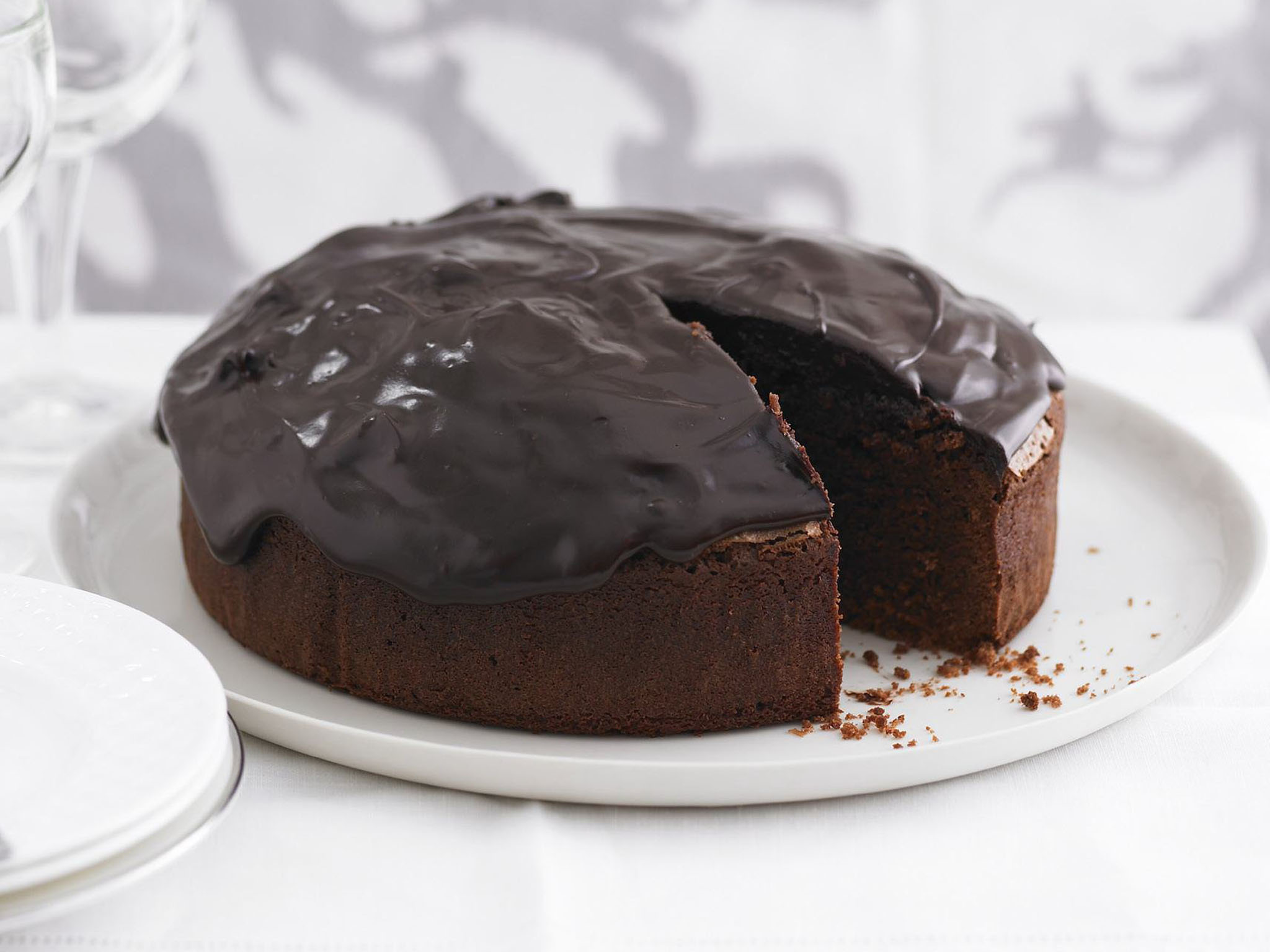 Grandma S Mississippi Mud Cake