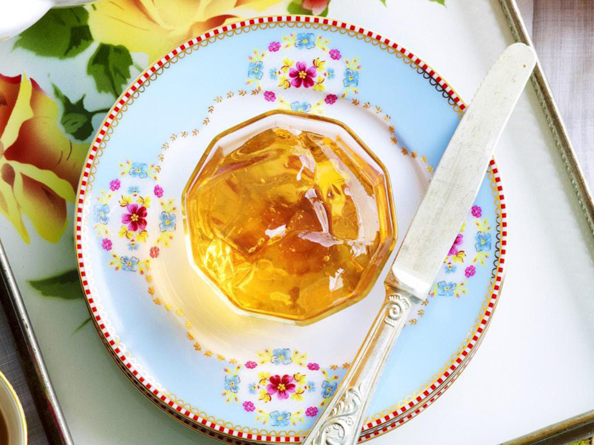 apple jelly - Apple Jelly Recipes