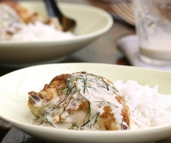 Coconut and kaffir lime leaf recipe | Food To Love