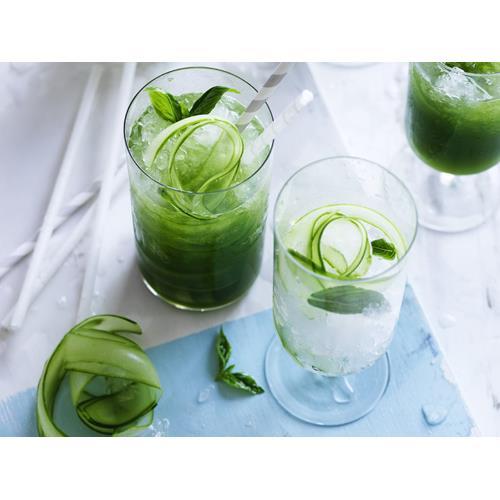 Cucumber basil gimlet recipe | Food To Love