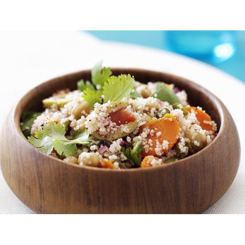 Couscous, carrot and pistachio pilaf recipe | Food To Love