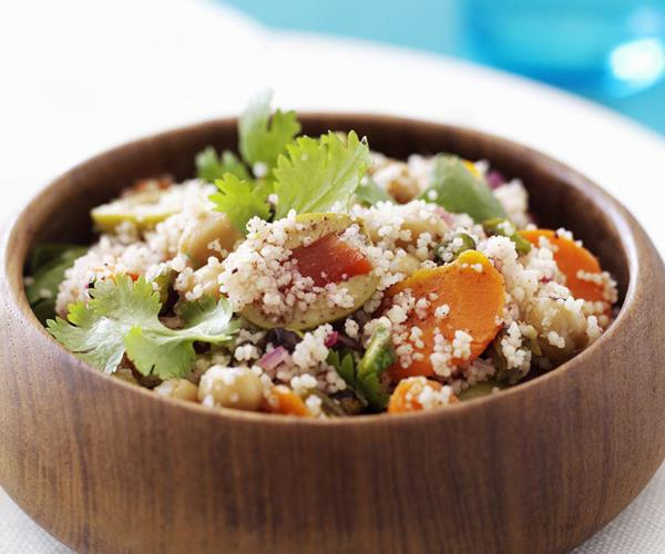 Couscous, carrot and pistachio pilaf recipe   Food To Love