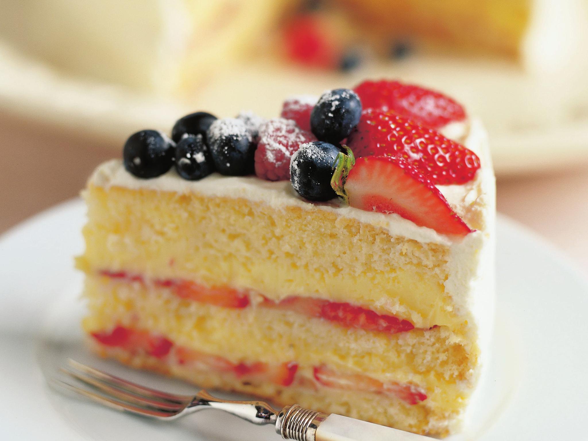 Simple Zuppa Inglese Cake Recipe