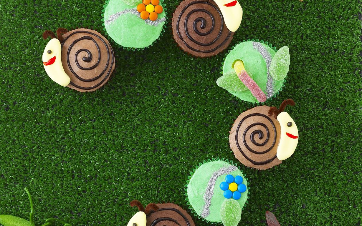 Age Two Birthday Snail Cake Recipe Food To Love