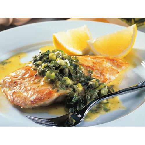 Lemon ginger fish fillets recipe food to love for What to serve with fish fillets