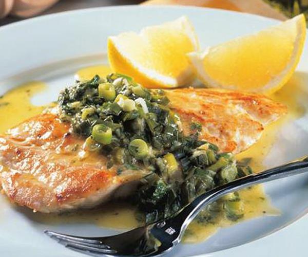 Lemon ginger fish fillets recipe food to love for Ginger fish recipe