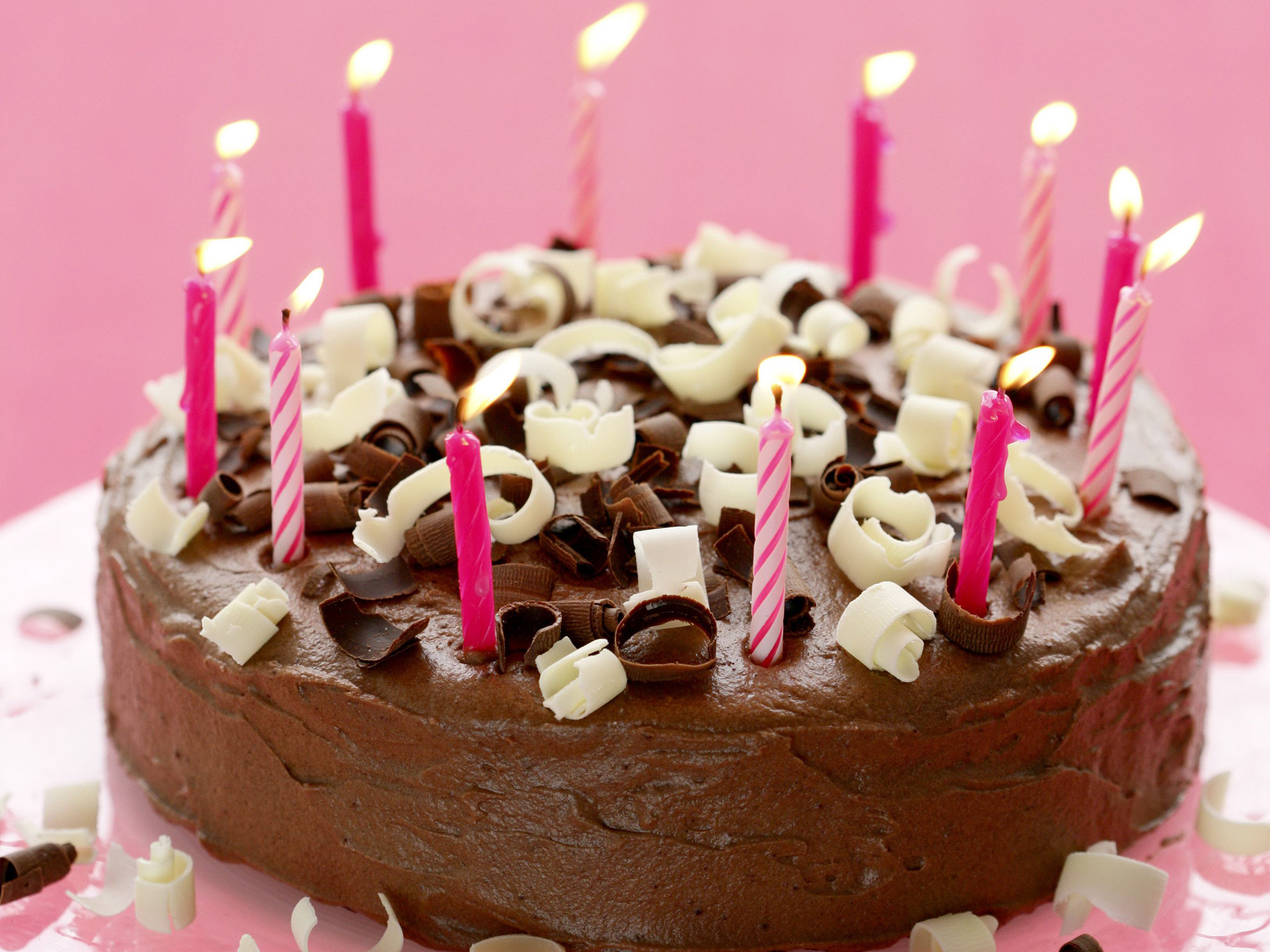 Chocolate birthday cake recipe Food To Love
