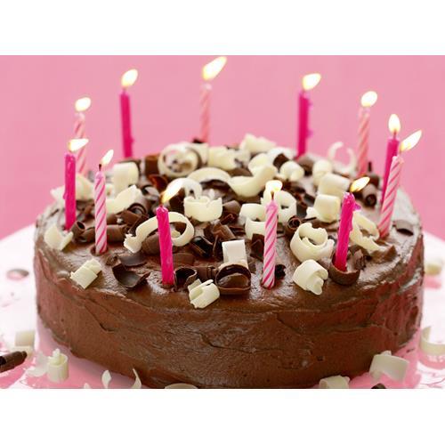 Chocolate birthday cake recipe   Food To Love