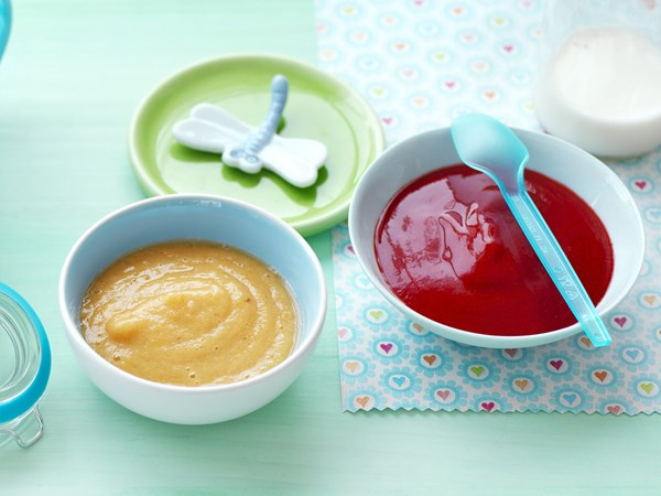 Introducing solids: Food for babies between 6 and 9 months