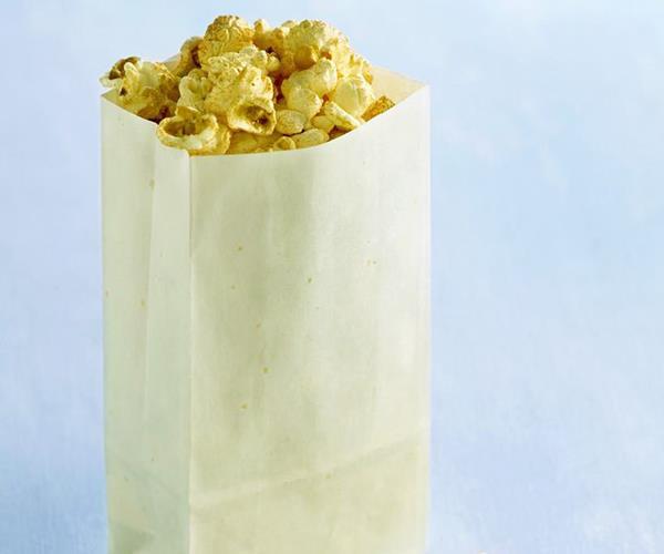 Popcorn with cajun spice recipe   Food To Love