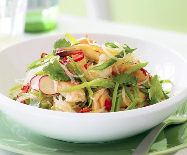 how to cook vermicelli rice noodles for salad