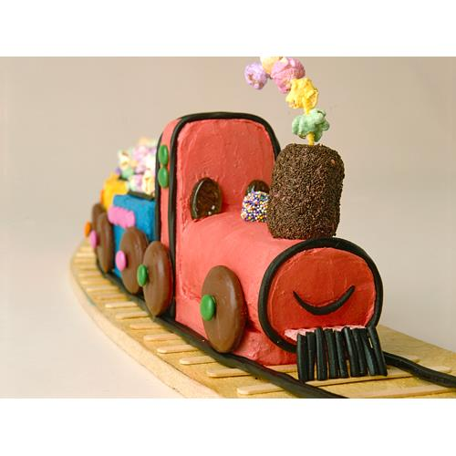 Women S Weekly Birthday Cake Train