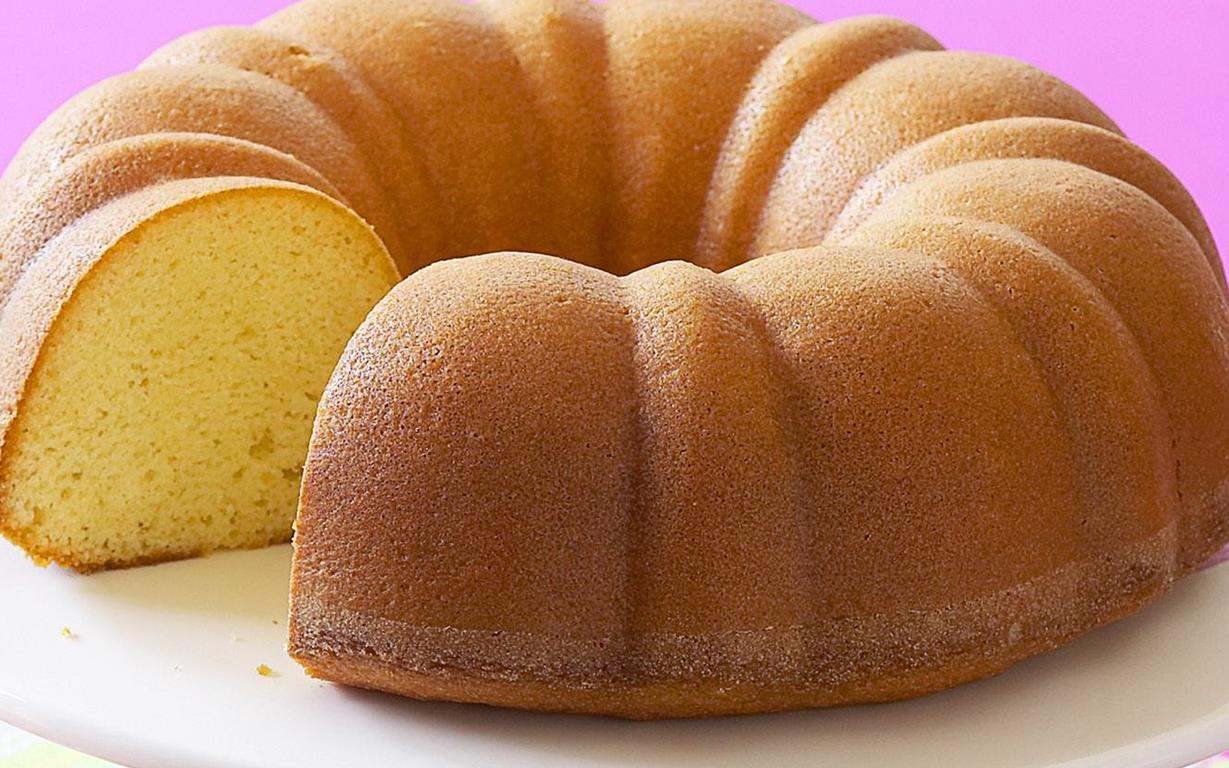 Vanilla Cake No Butter