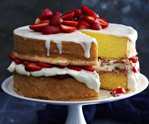 Australian Women S Weekly Iconic Cake Recipes Food To Love
