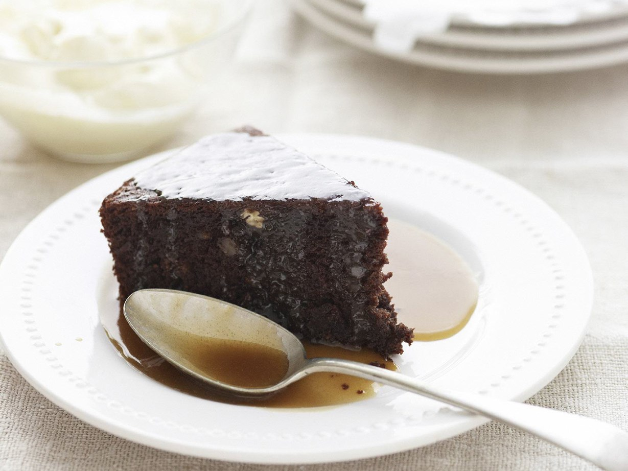 Chocolate Sticky Date Pudding Recipe Food To Love