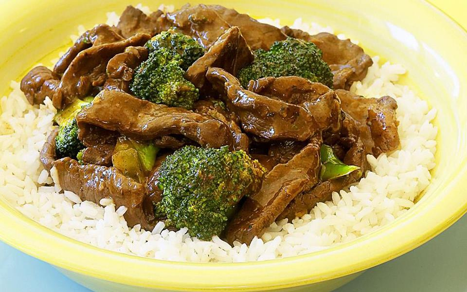 Chinese beef and broccoli recipe | FOOD TO LOVE