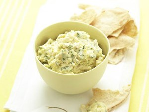 Chicken and corn dip