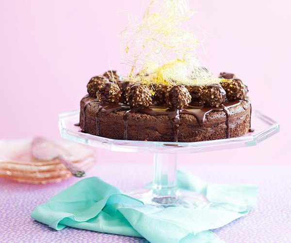 Chocolate Indulgence Cake Recipe Food To Love