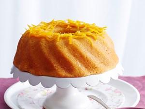 Orange buttermilk syrup cake