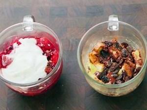 Easy microwave mug meals